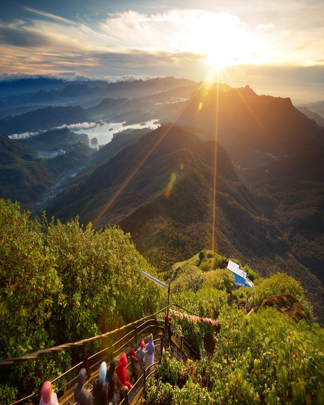 Adam's Peak Hike